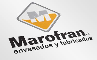 Logo Marofran Detalle